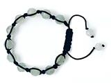 Adjustable Genuine New Jade Gemstone Thread Bracelet
