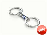 Tonino Lamborghini Corsa Collection Stainless Steel Key Chain style: TKR005015
