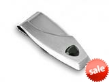 Tonino Lamborghini Stainless Steel Money Clip style: TMC007001