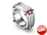 Tonino Lamborghini Corsa Collection Stainless Steel Ring style: TRG005000
