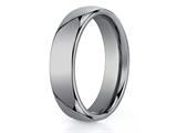 Benchmark® 6mm Comfort Fit Tungsten Carbide Wedding Band / Ring style: CF160TG