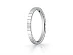 Benchmark 2mm High Polished Carved Design Band Style number: 62901