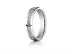 Benchmark 4mm 0.32 cttw Diamonds Wedding Band / Ring Style number: CF524132