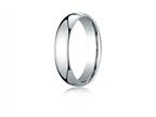 Benchmark 5mm Comfort Fit Wedding Band Style number: LCF150