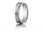Benchmark 6mm Comfort Fit Wedding Band / Ring Style number: RECF7602S