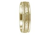 Benchmark® 6mm Comfort Fit Wedding Band / Ring style: CF156309