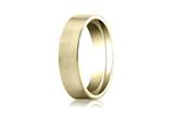 Benchmark® 6mm Comfort Fit Wedding Band / Ring style: CF6642018K