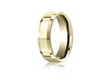 Benchmark® 6mm Comfort Fit Wedding Band / Ring style: CF6642618K
