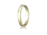 Benchmark® 3.5mm Euro Comfort Fit Wedding Band / Ring
