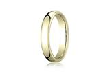 Benchmark® 4.5mm Euro Comfort Fit Wedding Band / Ring