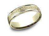 Benchmark® 6mm Comfort Fit Wedding Band / Ring style: RECF56402