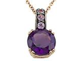 Genuine Amethyst Pendant by Effy Collection® style: 520018
