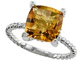 Genuine Citrine Ring by Effy Collection