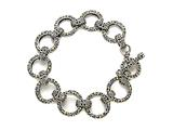 Sterling Silver Bracelet by Effy Collection style: 520107