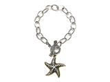 Star Charm Sterling Silver Bracelet by Effy Collection style: 520108