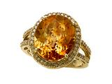 Genuine Citrine Ring by Effy Collection®