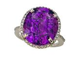 Genuine Amethyst Ring by Effy Collection