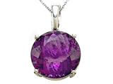 Genuine Amethyst Necklace / Pendant by Effy Collection