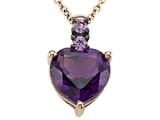 Genuine Amethyst Pendant by Effy Collection® style: 520195