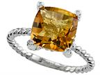 Genuine Citrine Ring by Effy Collection Style number: 520084