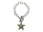 Star Charm Sterling Silver Bracelet by Effy Collection Style number: 520108