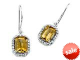 Genuine Citrine Earrings by Effy Collection® style: 520010