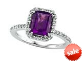 Genuine Amethyst Ring by Effy Collection® style: 520065
