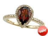 Genuine Garnet Ring by Effy Collection® style: 520079
