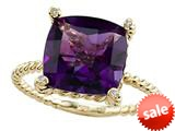 Genuine Amethyst Ring by Effy Collection® style: 520083