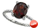 Genuine Garnet Ring by Effy Collection® style: 520089