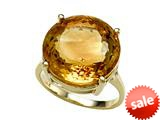 Genuine Citrine Ring by Effy Collection® style: 520154
