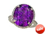 Genuine Amethyst Ring by Effy Collection® style: 520171