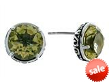 Balissima By Effy Collection Sterling Silver Lemon Quartz Earrings style: 520257