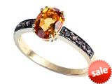 Effy Collection 14k Yellow Gold Citrine Ring style: 520325