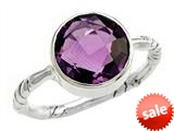 Balissima By Effy Collection Sterling Silver Amethyst Ring style: 520377