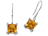 Genuine Citrine Earrings by Effy Collection®