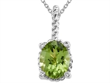 Genuine Peridot Pendant by Effy Collection®