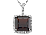 Genuine Garnet Pendant by Effy Collection® style: 520040