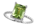 Genuine Peridot Ring by Effy Collection®