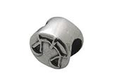 Zable Sterling Silver Zodiac-Libra Bead / Charm