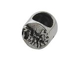 Zable Sterling Silver Zodiac-Scorpio Bead / Charm