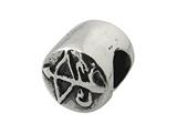 Zable Sterling Silver Zodiac-Sagittarius Bead / Charm