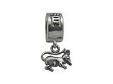 Zable™ Sterling Silver Chinese Zodiac-Rat Bead / Charm