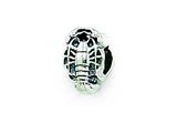 Zable™ Sterling Silver Lobster Bead Bead / Charm