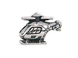 Zable Helicopter Bead / Charm