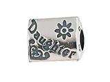 Zable™ Daughter Pandora Compatible Bead / Charm style: BZ2072