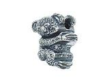 Zable™ Sterling Silver Koala Bear Pandora Compatible Bead / Charm style: BZ2152