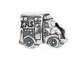 Zable™ Ambulance Pandora Compatible Bead / Charm