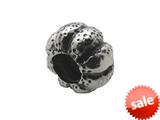 Zable™ Sterling Silver Pumpkin Bead / Charm style: BZ0239