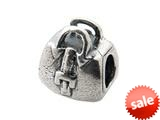 Zable™ Sterling Silver Purse Bead / Charm style: BZ0293